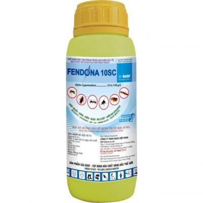 Thuốc phun diệt muỗi Fendona 10SC (Đức)