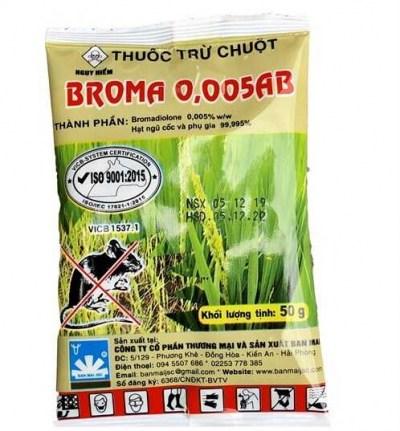 Thuốc diệt chuột sinh học Broma