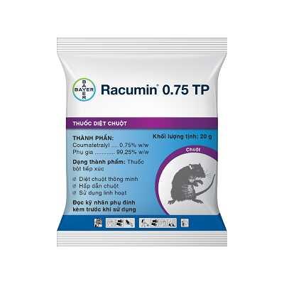 Thuốc diệt chuột sinh học Racumin